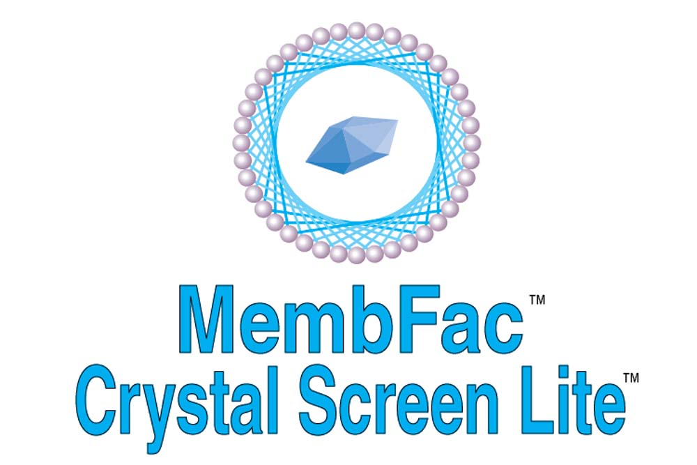 MembFac Crystal Screen Lite MembFac HT Individual Reagents