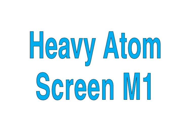 Heavy Atom Screen M1 Individual Reagents