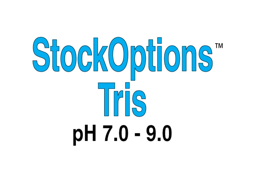 HR2-100 StockOptions Tris Buffer Kit 10 mL tube format