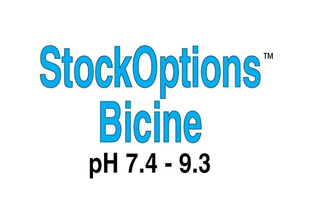 StockOptions Bicine Individual Reagents