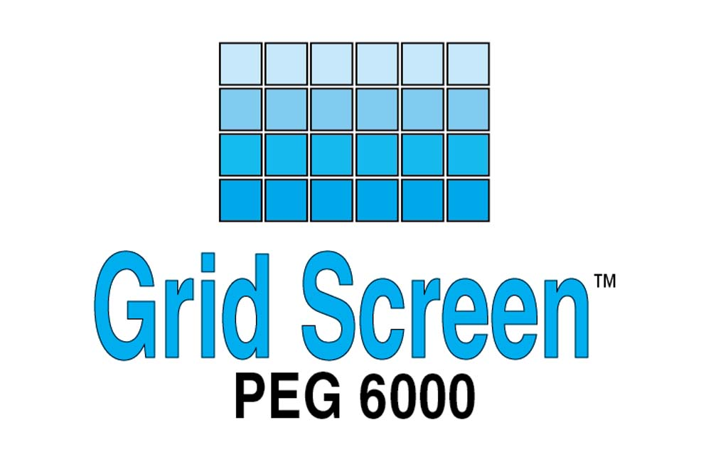 Grid Screen PEG 6000