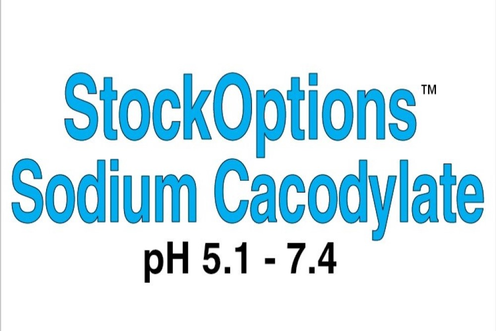 HR2-239 StockOptions Sodium Cacodylate Buffer Kit 10 mL tube format