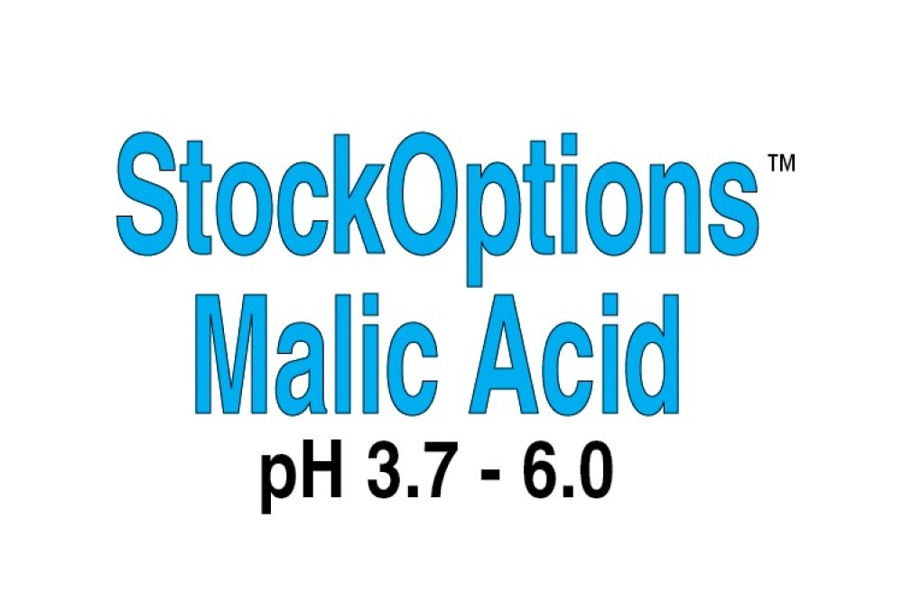StockOptions Malic Acid Individual Reagents