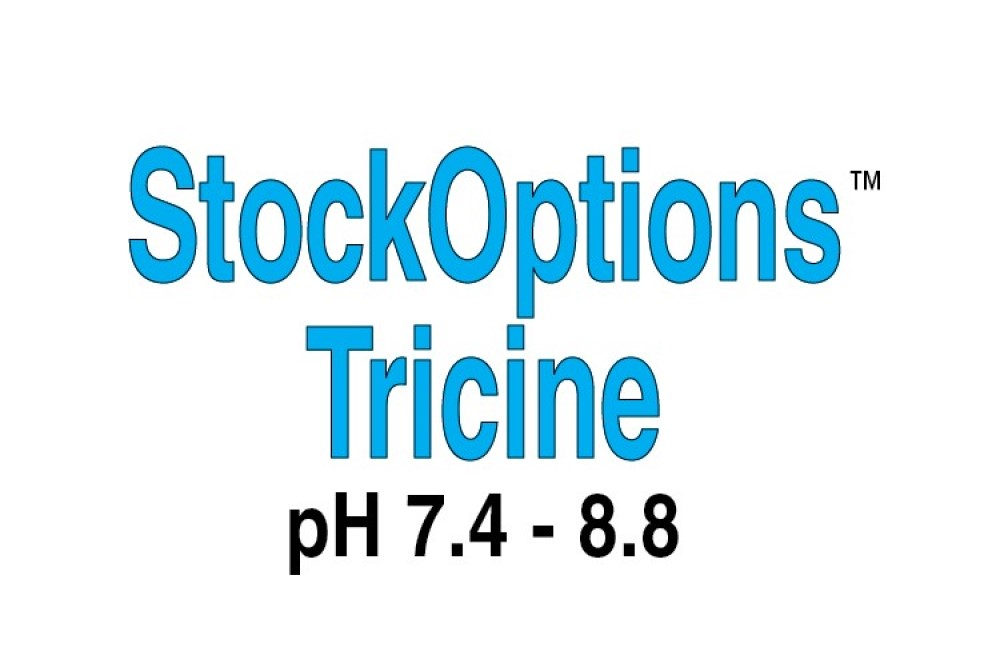 StockOptions Tricine Individual Reagents
