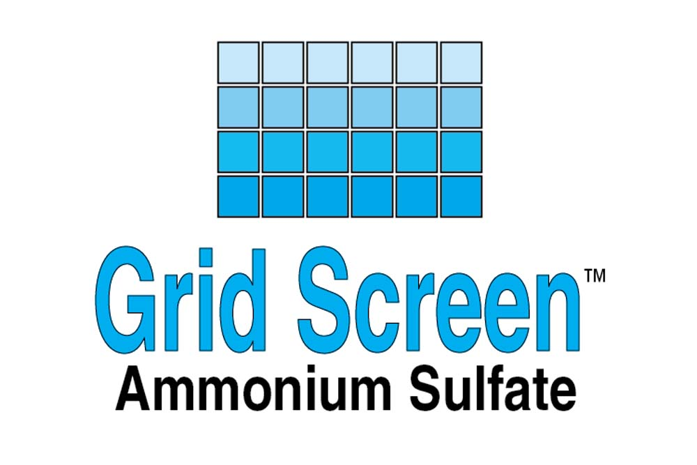 Grid Screen Ammonium Sulfate Individual Reagents