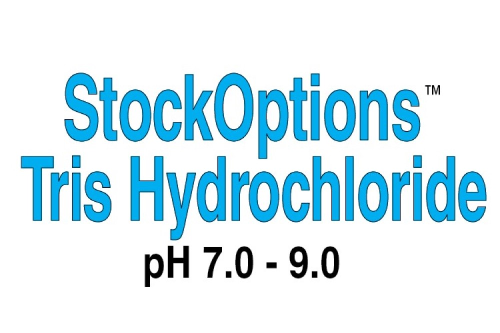 StockOptions Tris HCl Individual Reagents