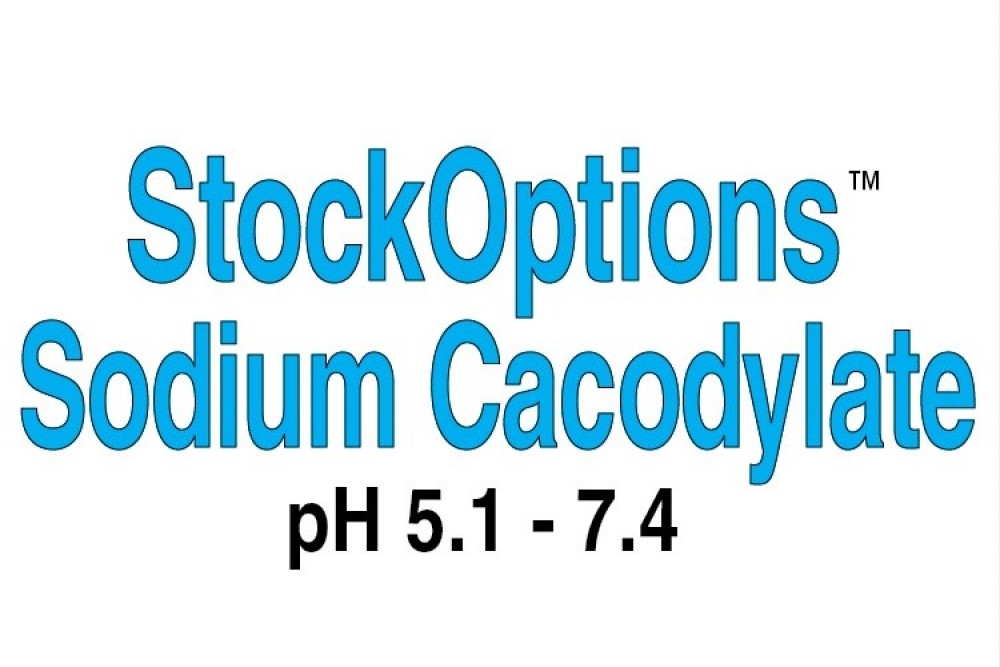 StockOptions Sodium Cacodylate Individual Reagent