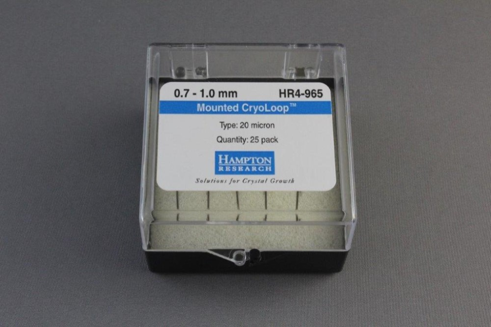 HR4-965 Mounted CryoLoop 0.7 - 1.0 mm